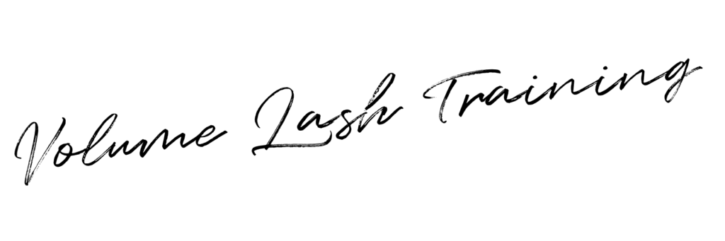 Lush Lashes Training